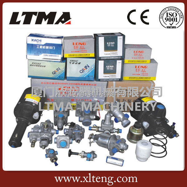 wheel loader booster pumps hydraulic pumps