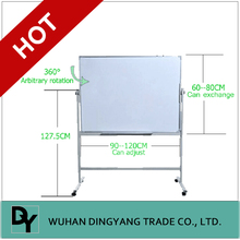 Movable standard size School classroom writing white board