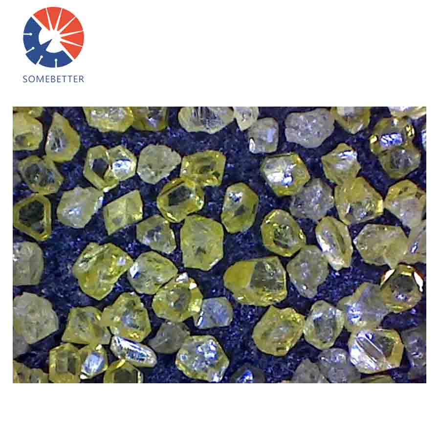 50/60 Russian rough diamond/synthetic diamond hpht/RVD BSSD