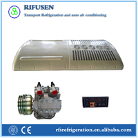 Model AC36, roof mounted air conditioner for large coach bus air condition equipment