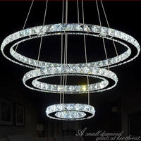 Wedding Decorations Crystal Lamps Loop Hanging