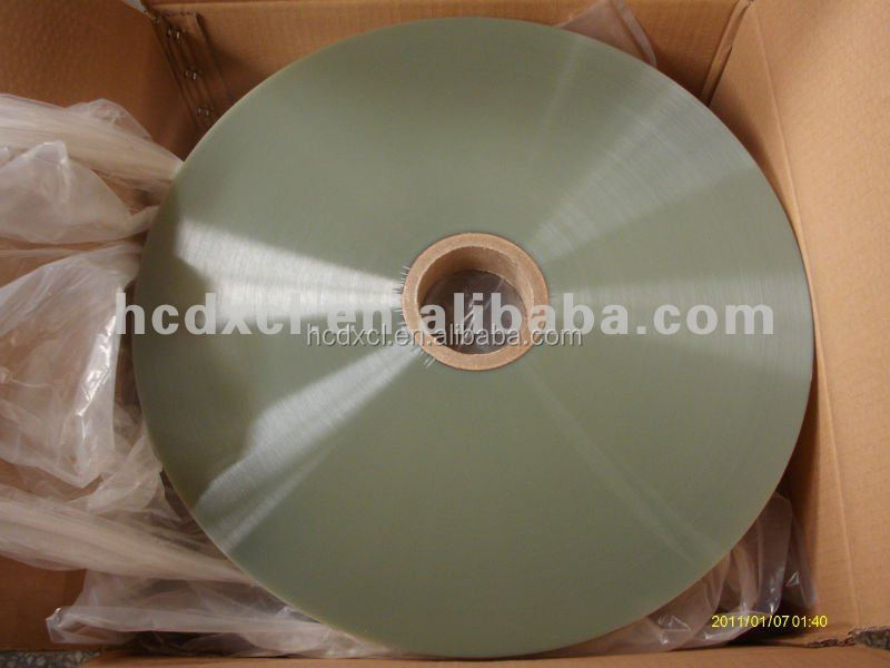 12micron polyester film clear PET polyester mylar 12micron polyester film