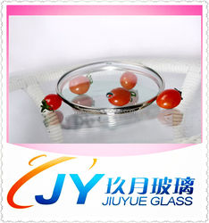 Tempered Glass Pot Lid Customized Cookware Parts