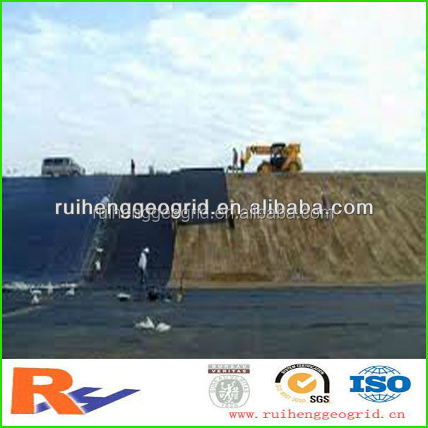 hdpe geomembrane liner (high density polyethylene with best price