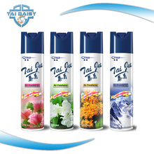 Taiju brand harmfull canned air freshener for hospital