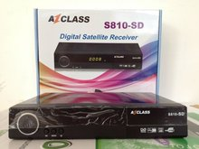 Satellite decoder AZCLASS S810 SD with Ali 3329D chipset