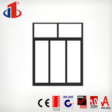New Products Germany Powder Coating Aluminium Sliding Glass Basement Window