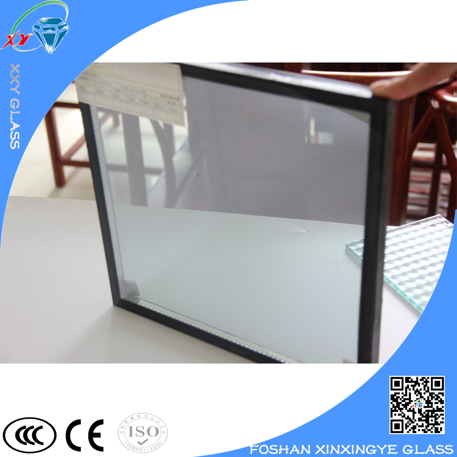 Clear low-e insulated vacuum glass unit price