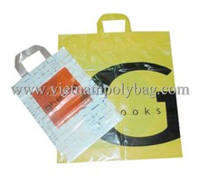 Shopping plastic bags wholesale/garment