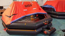 Throwing Type inflatable Solas Approved Raft Life raft