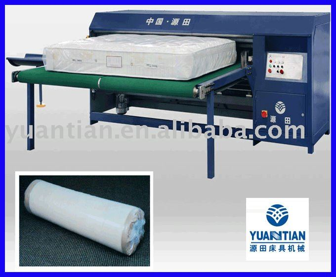 JYB-1 Mattress Rolled Packing Machine