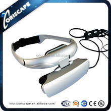 3D Glasses for Normal TV and PC, Video Display 3D Glasses