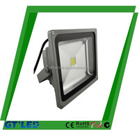 Aluminum Alloy Lamp Body Material and Warm White/Pure White/Cool White Color Temperature(CCT) RGB LED Floodlight