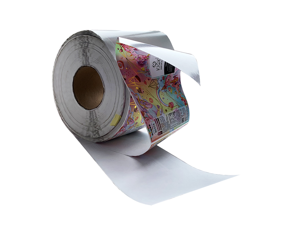 Wholesale Custom color printing Useful Merchandise  PE/BOPP Label