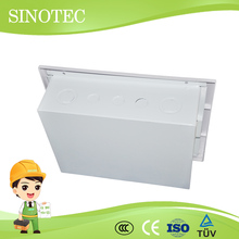 Metal enclosure for power supply enclosed switchgear electrical boxes