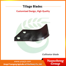 Agricultural Machinery Mini Blade Uses Of Land Rotavator