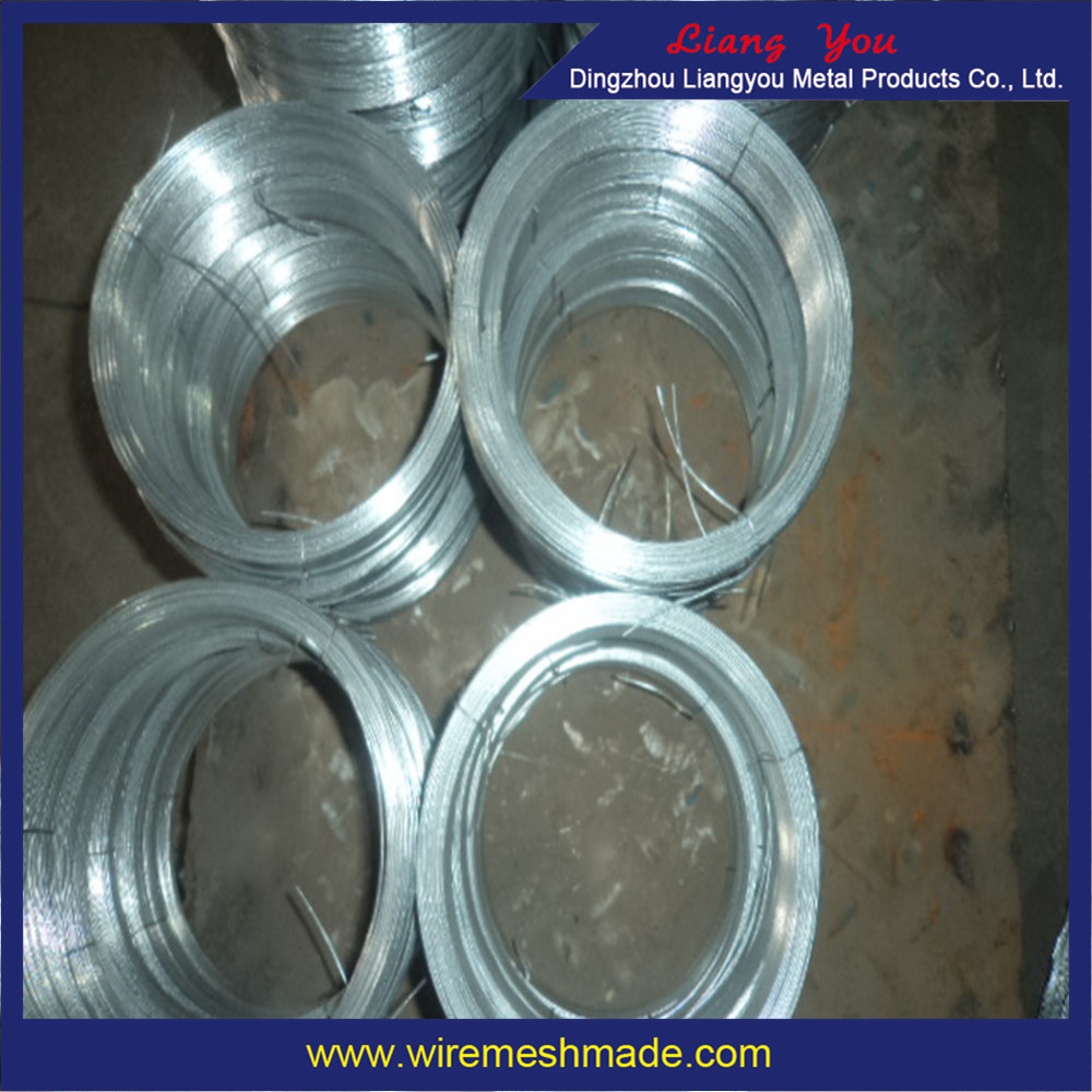 Hot dipped Galvanized Wire coil