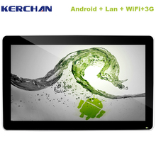 19 inch network lcd ad display/wifi lcd ad display used laptop lcd screen