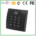 Reliable new Model Wiegand 26 Backlight EM4100 and compatible cards support 125khz Keypad Rfid Card Reader