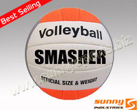pu/pvc inflatable beach volley ball