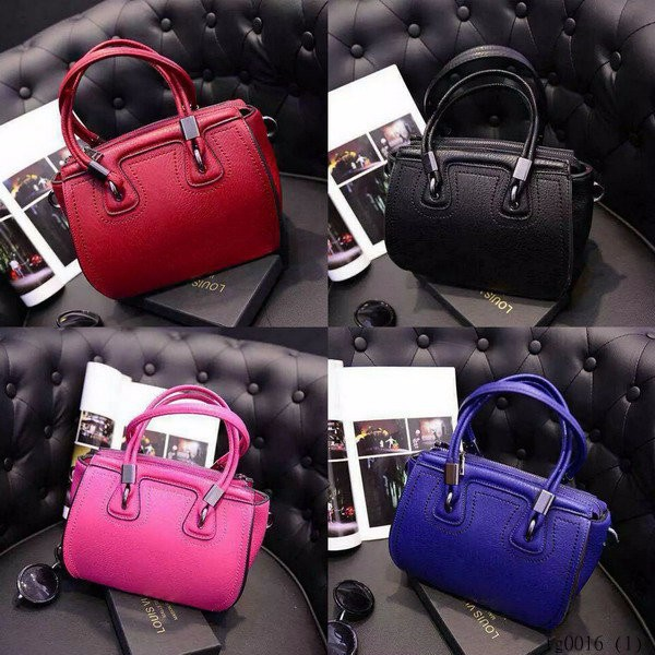 In Stocks 2015 Fashionable Western Lady Handbag Long Leather Tie Shoulder Bag Single Shoulder Tote Bags