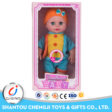 Good price high quality soft plastic 12.5 inch 12 sound wholesale vinyl craft dolls