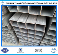CARBON WELDED SQUARE ELECTRICAL CONDUIT