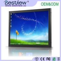 "WIN7 WIN8 WINXP 15"" inch industrial PC touch screen all in one"