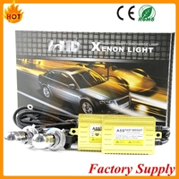 New Design 2016 Factory Price Super Bright hid headlight 35w 12v 8000k 9005 9006 H4 H7 H11 bi xenon hid kit