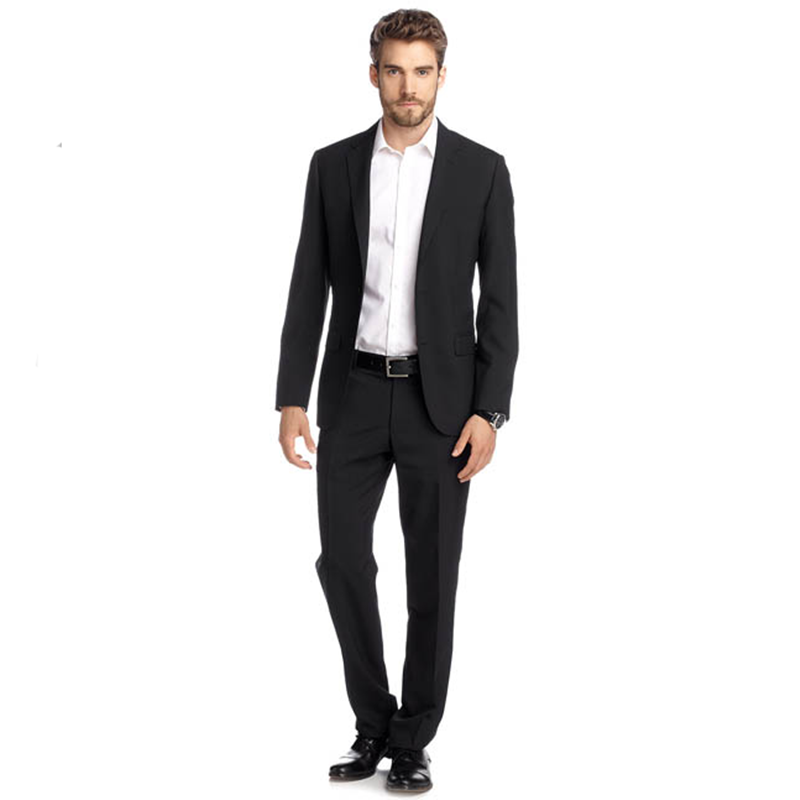 Fabric front office uniforms for men