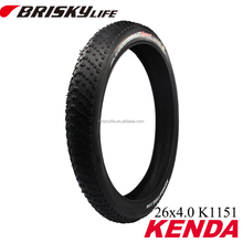 High quality Kenda bicycle tyre big bike tire chinese fat bicycle tire 26x4.0
