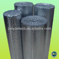 Aluminum foil air bubble thermo insulation