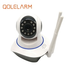 2018 New safety device,home Security alarm monitoring system & wireless/wired indoor IP Camera