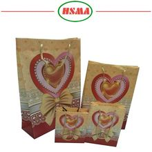 Top sale all kinds plastic bags suitable price clear vinyl tote bag plastic carry bag