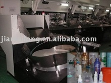 automatic silk screen printing machine for plastic bottle