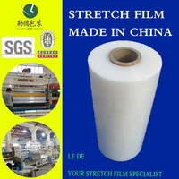 Pallet 500mm Wrap /Stretch Film , PE packing film, china stretch film