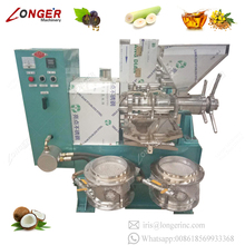 Hot Selling Cold Pressed Coconut Oil Processing Machine Sunflower Seeds Essential Oil Extraction Equipment