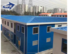 Modern design prefabricated two storey office building