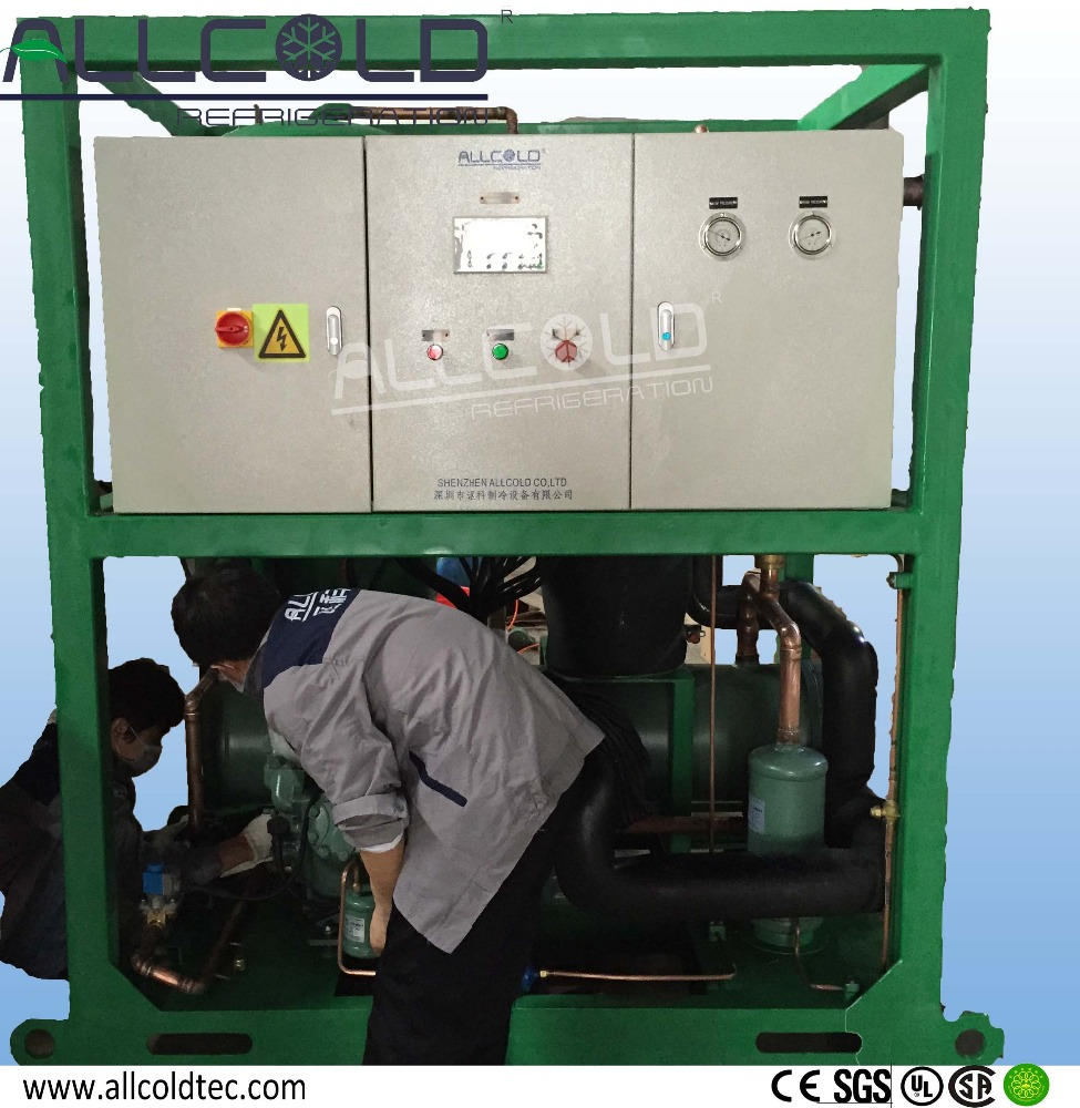 Industrial tube ice machine for sale