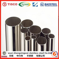 cold draw hot roll 201 316 316L 304 stainless steel pipe price in seamless or welding
