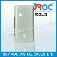 raw cell phone case for sony ericsson xperia x8