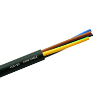 Best Price ROHS Fridge computer use PVC insulated wire, <strong>H05vv</strong>-<strong>f</strong> 3g1.0mm2