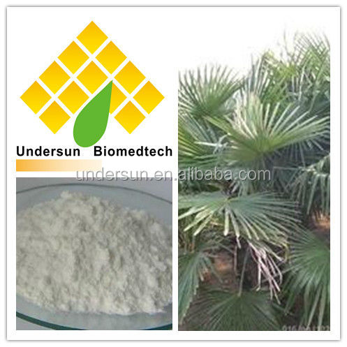 SAW PALMETTO EXTRACT POWDER, Palm kernel extract for sex products