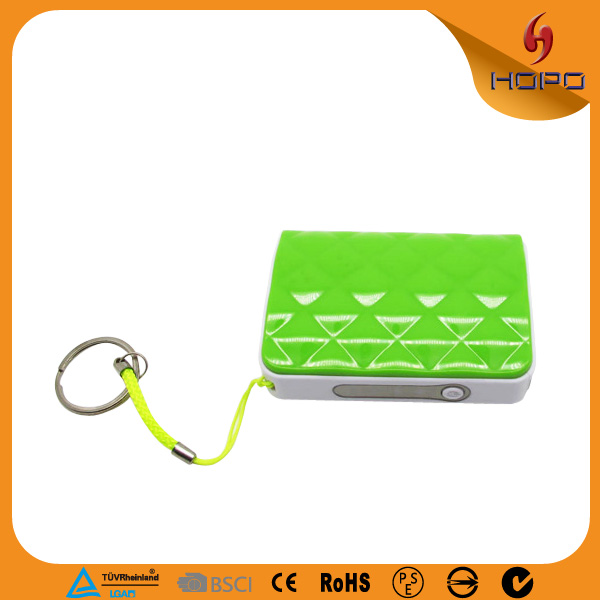 Mini Portable Traveling PowerBank Rechargeable Charger for iPhone 6s and Other Smart Phones