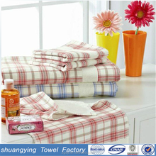 china factory velvet jacquard 100% cotton bath towel for gift