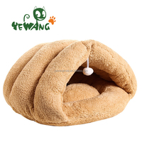The super sisal pet toys of enclosed cat bed