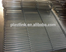 Factory customized stainless steel flat flex wire mesh