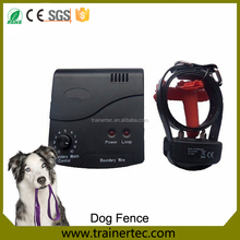 Electronic Boundary Control Training Products Type and Pet Training Products Type dog fencing system