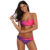 Wholesale Printed Push Up Bikini Set Women swimwear 2018