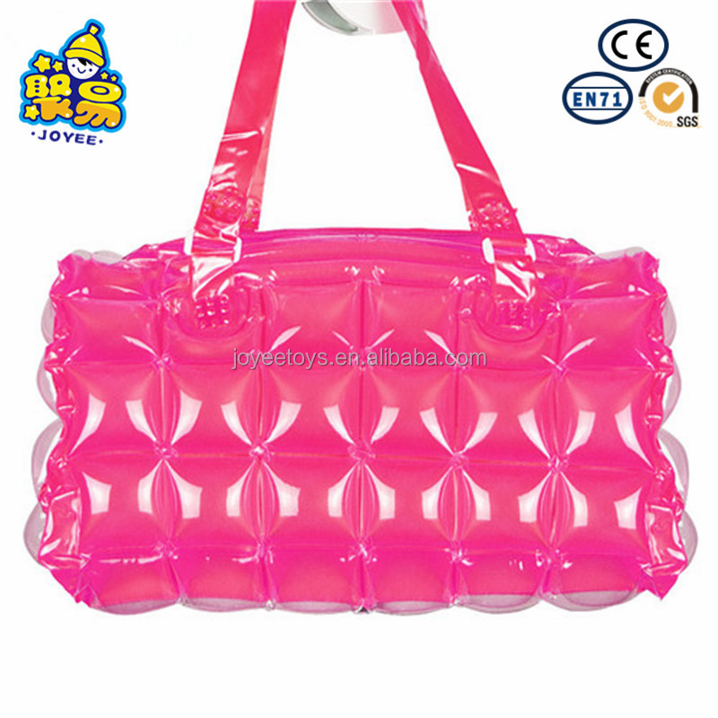 Hot sale goods in stock PVC swimming clear bag